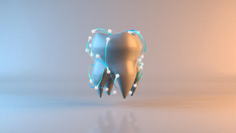 Tooth - 3D Animation Animation