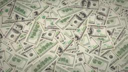 Dollars Background 4K Animation