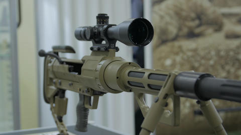 Modern Sniper Rifle Live Action