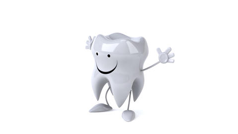 Fun tooth Animation