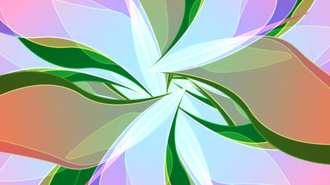 Tropical Flowers VII Animation