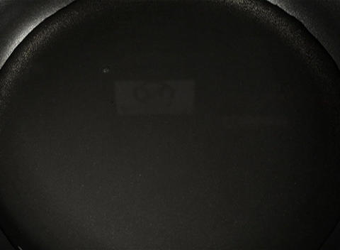 Water boils away in a skillet Stock Video Footage