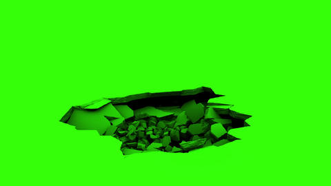 Ground Destruction v1 CG動画