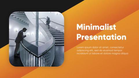 Clean Corporate - Minimalist Presentation // Premiere Pro Premiere Pro Template