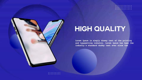 Simply Elegan App Promo After Effects Template