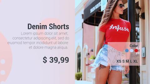 Fashion Store Promo Premiere Pro Template