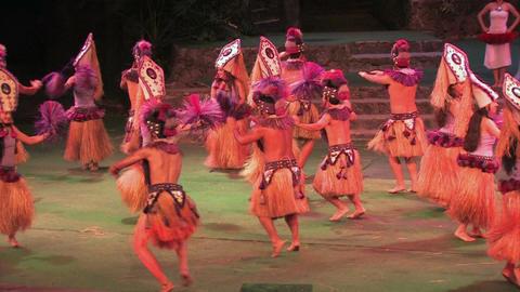 Hawaii polynesian Tahitian dancers SND M HD Live Action