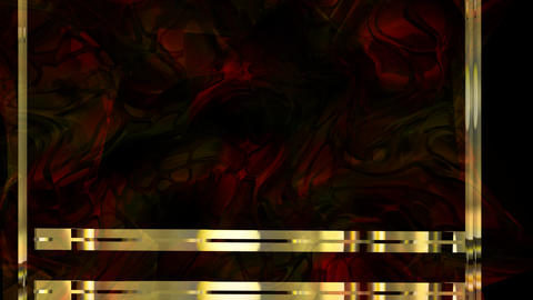 390 4K 3d animated background in ART DECO style Animation