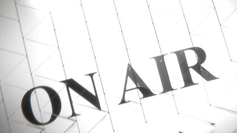 On air-Triangled slacks accordion Animation