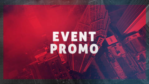 Event Promo 4 After Effects Template