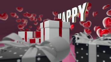 Valentine After Effects Template