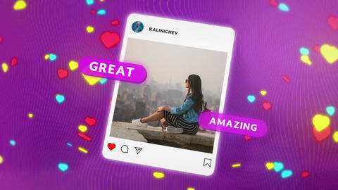Instagram Promo 2 After Effects Template