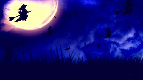 Halloween Background 2 Animation