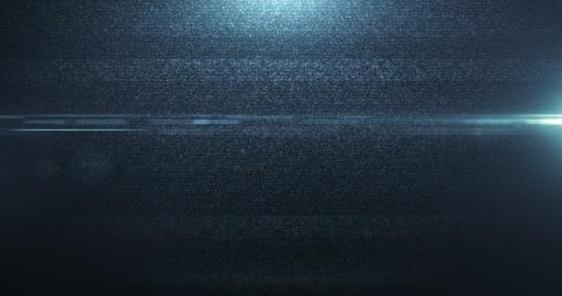 dark blue vintage old grunge film strip frame background, old movie damage effect like vhs, retro Live Action