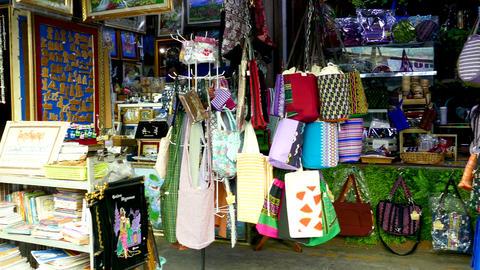 Bogyoke Aung San Market ext 7 Live影片