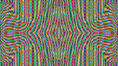Multicolored bad trip effect light transformations holographic background Live Action
