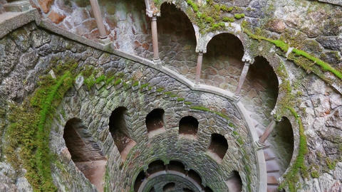 Initiation well Quinta da Regaleira Sintra Live Action