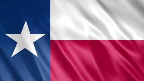 Texas State Flag Animation