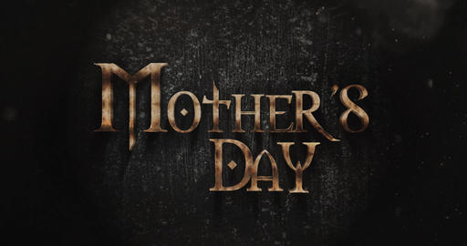 Mother's Day Fantasy Title Design Live Action