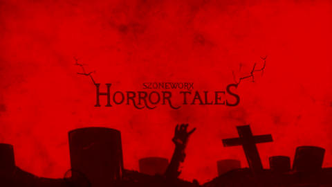 HORROR TALES TITLE INTRO After Effects Template