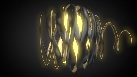 Customer satisfaction-Spiral Animation