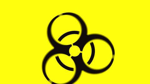 Biologically hazardous substance Animation