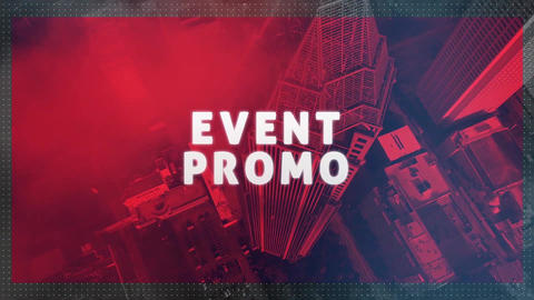 Event Promo 4 Premiere Pro Template