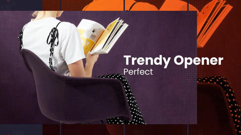 Clean Corporate Opener After Effects Template