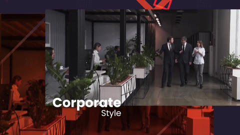 Corporate Clean Opener Premiere Pro Template