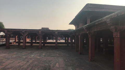 Fatehpur Sikri, India - amazing architecture of yesteryear part 2 Live Action