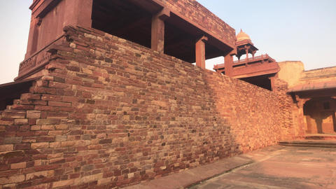 Fatehpur Sikri, India - ancient architecture from the past part 14 Live Action