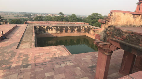 Fatehpur Sikri, India - amazing architecture of yesteryear part 5 Live Action