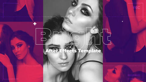 Fresh Fashion Intro After Effects Template