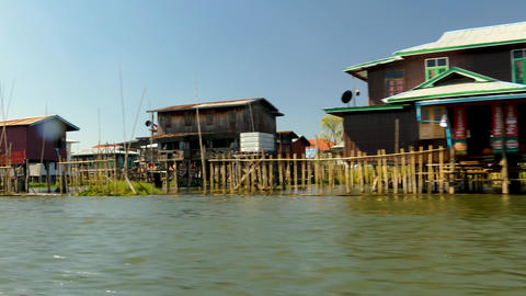 floating village, inle lake, southeast asia, destinations, lifestyle, exterior, scenic, burmese, Live Action