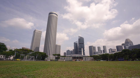 Singapore Recreation Club Live Action