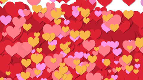 Heart transition 03 Animation