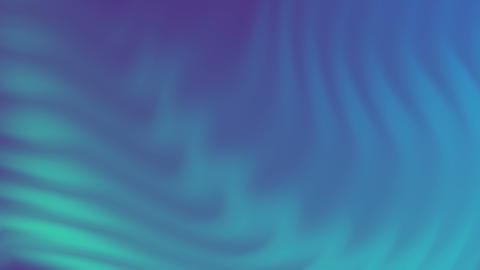 Abstract cyan color liquid gradient background Animation