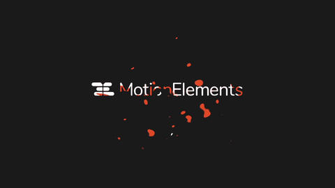 Liquid Logo Opener After Effects Template