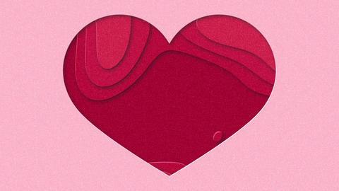 Heart CG動画