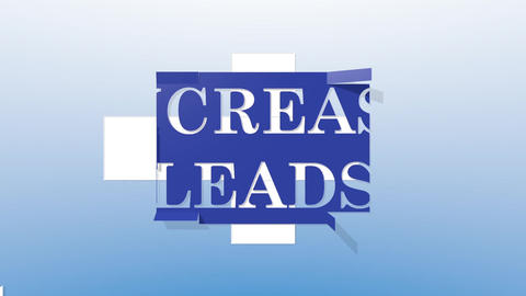 Increase leads-Cube Logo Animation