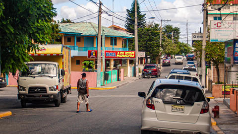 Bayahibe shot in Time Lapse on the move Live Action