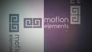 Grunge Glitch Logo After Effects Template