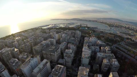 Coastal City Footage