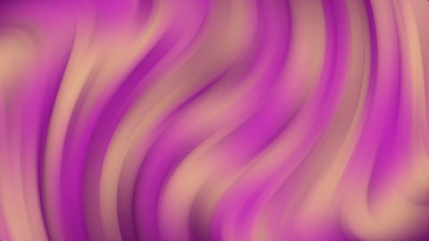 Abstract liquid background in violet beige Animation