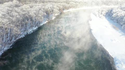 ice fog Live Action