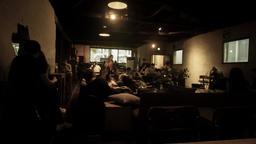 Korean Cafe Anthracite timelapse h264-420 4K 23 976 VHQ Footage