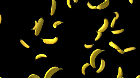 Bannana loop animation Animation