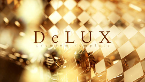 Delux After Effects Template