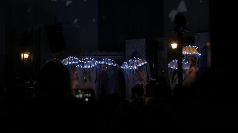 Children Light Dance Live Action