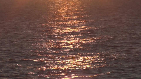 Sun and Sunbeams on the Sea (3) Live Action